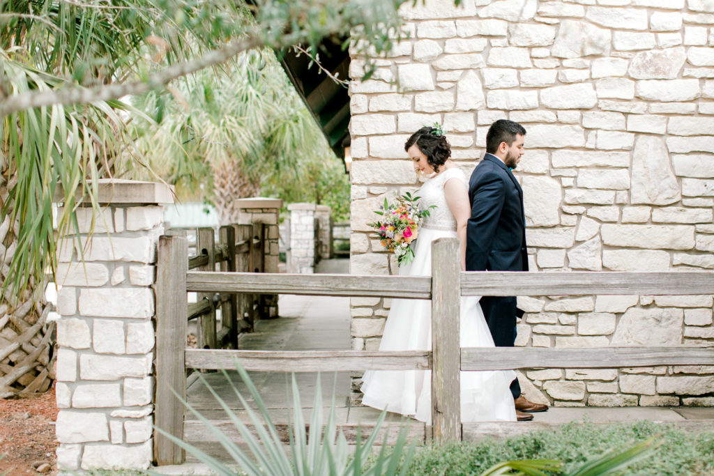 Big Stone Lodge Spring Wedding | Houston Texas