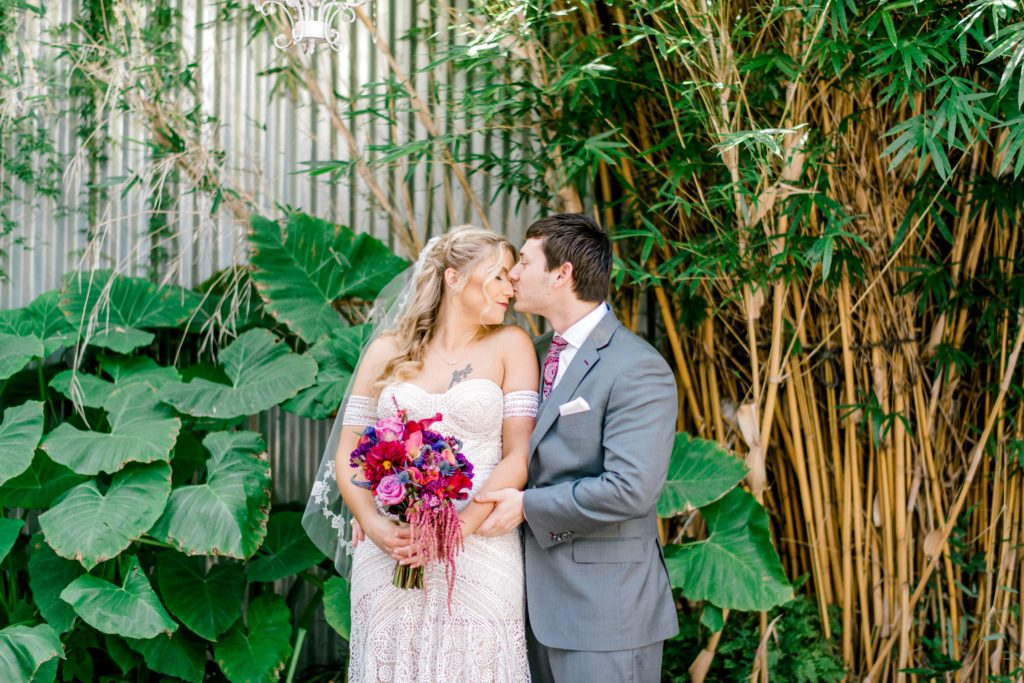 Avant Garden Wedding | Houston Texas
